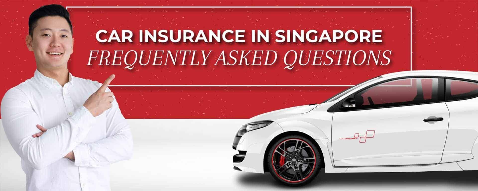 Car insurance in Singapore FAQ